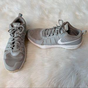 Nike Grey Lunar TR1 Cross Training Shoes